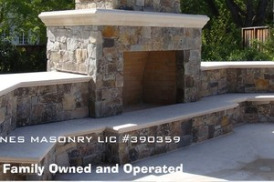 Photo #1: Jones Masonry