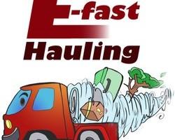 Photo #1: E-Fast Hauling Service