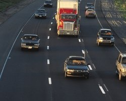 Photo #1: Truck Driving School. Roadmaster Drivers School of Ohio