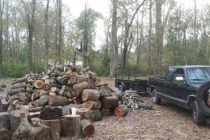 Photo #1: Firewood seasoned Oak
