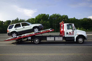Photo #1: Ace Towing & Recovery