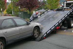 Photo #1: Rescue Tow Truck