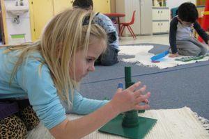 Photo #1: MONTESSORI Preschool & Kindergarten
