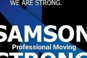 Photo #1: SAMSON STRONG. Affordable Professional Moving - NO HOURLY RATES!