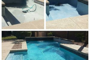 Photo #2: Green Pool? Let us make it blue! Classic Pool & Repair, LLC