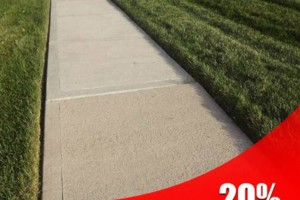 Photo #3: Highest Quality Lawn Care in Columbus! Professionally Striped Lawns.