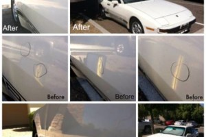 Photo #1: Accurate Dent Removal & More - Detail & Wax