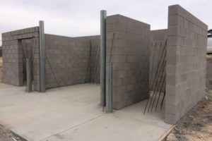 Photo #10: BLOCK FENCE WALLS, BBQs, STUCCO, STONE AND MORE! FREE ESTIMATES!