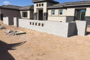 Photo #9: BLOCK FENCE WALLS, BBQs, STUCCO, STONE AND MORE! FREE ESTIMATES!