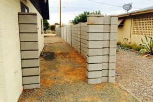 Photo #4: BLOCK FENCE WALLS, BBQs, STUCCO, STONE AND MORE! FREE ESTIMATES!