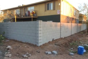 Photo #2: BLOCK FENCE WALLS, BBQs, STUCCO, STONE AND MORE! FREE ESTIMATES!