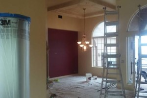 Photo #1: PAINTING SPECIALS. Walls $75 per room