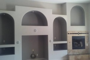 Photo #4: PAINTING SPECIALS. Walls $75 per room