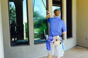 Photo #1: Streakless Window Washing, LLC - Window Cleaning / Window Washing