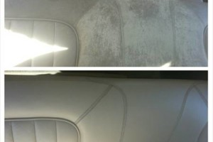 Photo #1: Leather and auto interior restoration