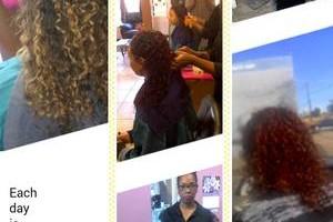 Photo #2: Natural Chik's 24/7 Hair Salon