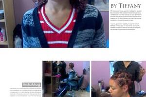 Photo #1: Natural Chik's 24/7 Hair Salon