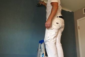 Photo #4: House Painter. New Leaf Painting