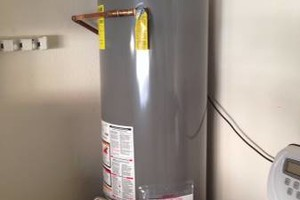 Photo #1: New Water Heater Installed. Low prices, best installation!