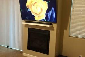 Photo #3: Fantastic! TV Mounting! Professional Quality! $100