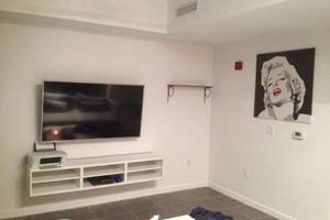 Photo #1: Fantastic! TV Mounting! Professional Quality! $100