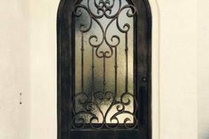 Photo #3: Iron Works. Wrought Iron Gates. Free estimates!