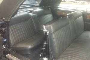 Photo #2: Convertible Top Expert + Excellent Upholstery
