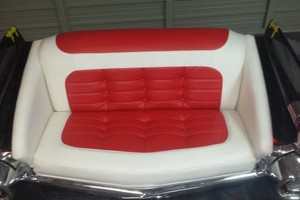 Photo #7: Convertible Top Expert + Excellent Upholstery