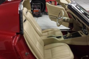 Photo #8: Convertible Top Expert + Excellent Upholstery