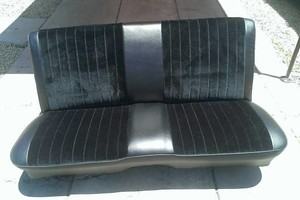 Photo #14: Convertible Top Expert + Excellent Upholstery