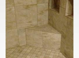 Photo #16: TILE INSTALL SERVICES (Father & Son tile team)