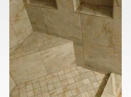 Photo #15: TILE INSTALL SERVICES (Father & Son tile team)