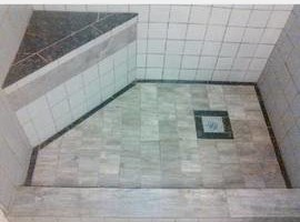 Photo #8: TILE INSTALL SERVICES (Father & Son tile team)