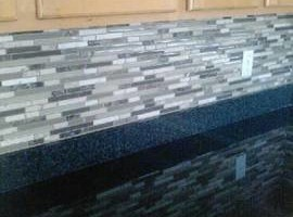 Photo #6: TILE INSTALL SERVICES (Father & Son tile team)