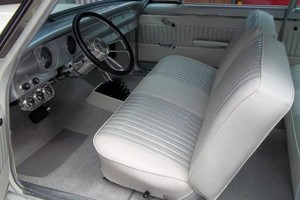 Photo #1: UPHOLSTERY - AUTO, RV, BOAT, HOME, COMMERCIAL