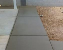 Photo #1: ECONOMYC CONCRETE WORK & LANDSCAPING