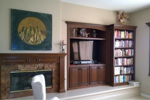 Photo #3: WOODSET. Custom Woodworks/Carpentry