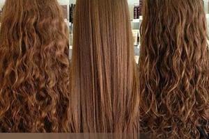 Photo #1: All About U Hair & Nails Salon. Brazilian Blowout