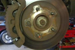 Photo #1: BRAKE SERVICE starting at only $50