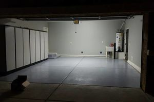 Photo #2: Garage Floor Epoxy Coating