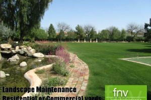 Photo #10: Commercial / residential, HOA Landscape Maintenance