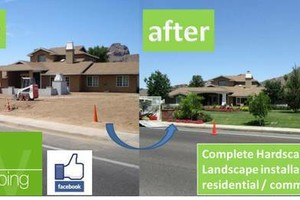 Photo #9: Commercial / residential, HOA Landscape Maintenance