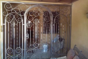 Photo #22: Cheap gates and doors