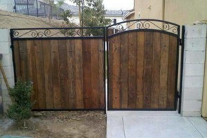 Photo #21: Cheap gates and doors