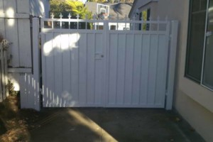 Photo #18: Cheap gates and doors
