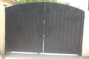 Photo #15: Cheap gates and doors