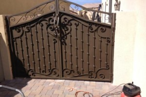 Photo #14: Cheap gates and doors