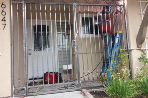 Photo #12: Cheap gates and doors
