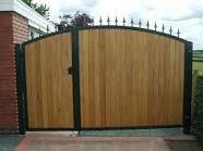 Photo #11: Cheap gates and doors
