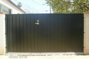 Photo #8: Cheap gates and doors